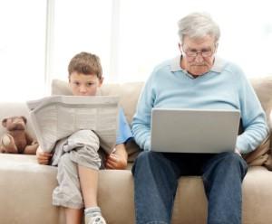 чтение и интернет