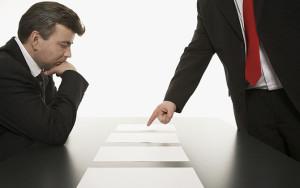 Как наказывать подчиненных правильно