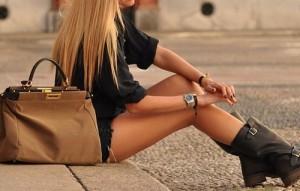 сумочка и характер женщины