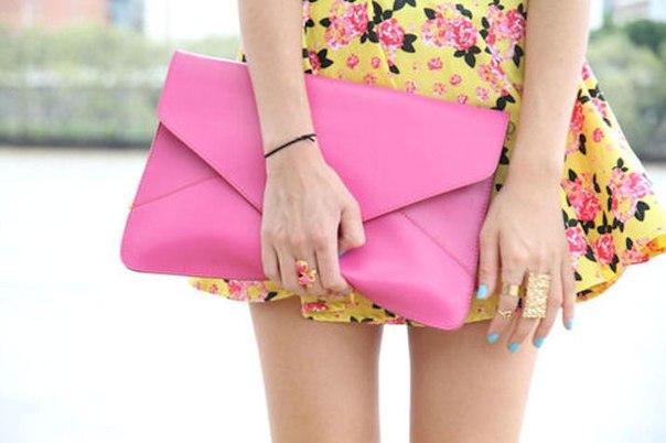 женский характер и сумочки