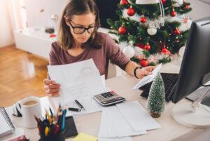 советы по снижению стресса на Новый год