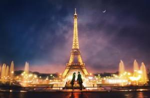 французский этикет и парижские манеры