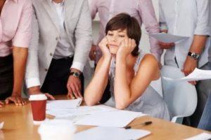 стресс при общении