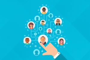 влияние на социальные медиа